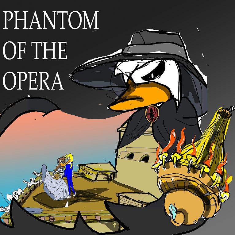 the phantom of PS149